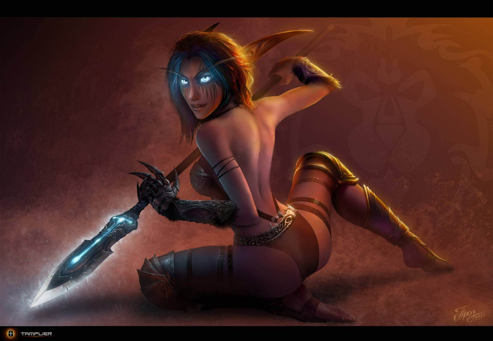 Human gnom elf elf female porno image